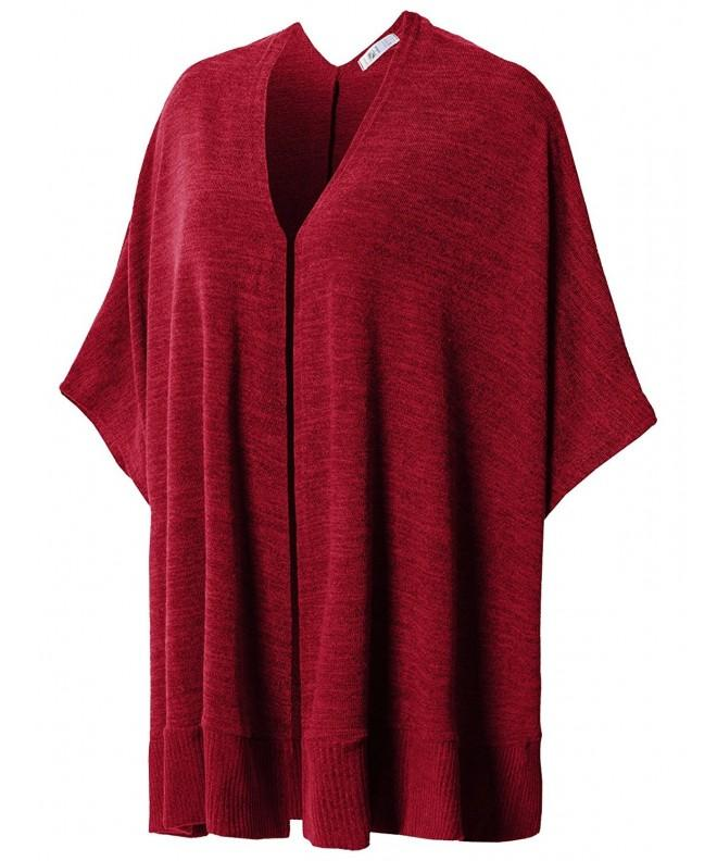 H2H Reversible Knitted Cashmere CWOCASL02
