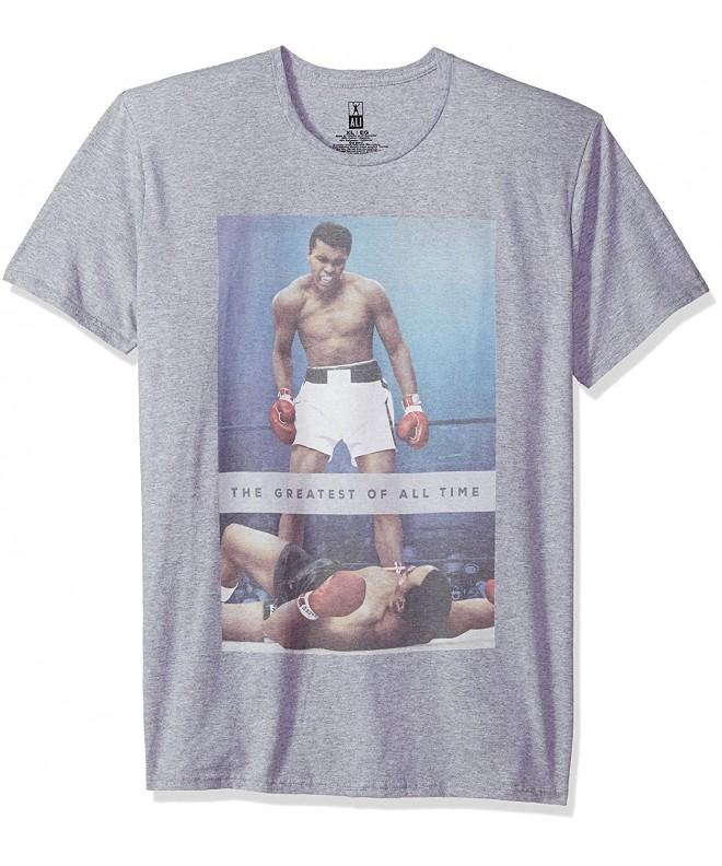 Muhammad Ali Greatest T Shirt Knockout