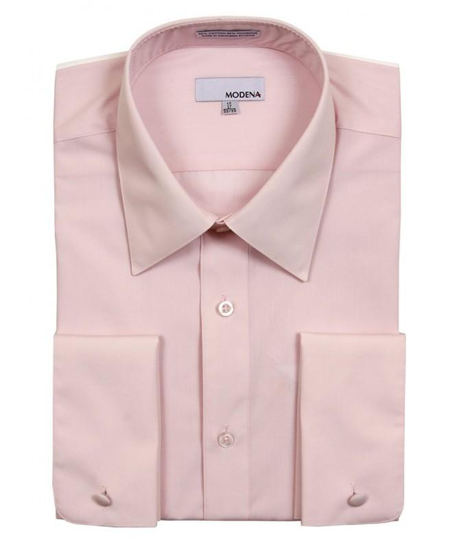 Modena Solid French Dress Shirt