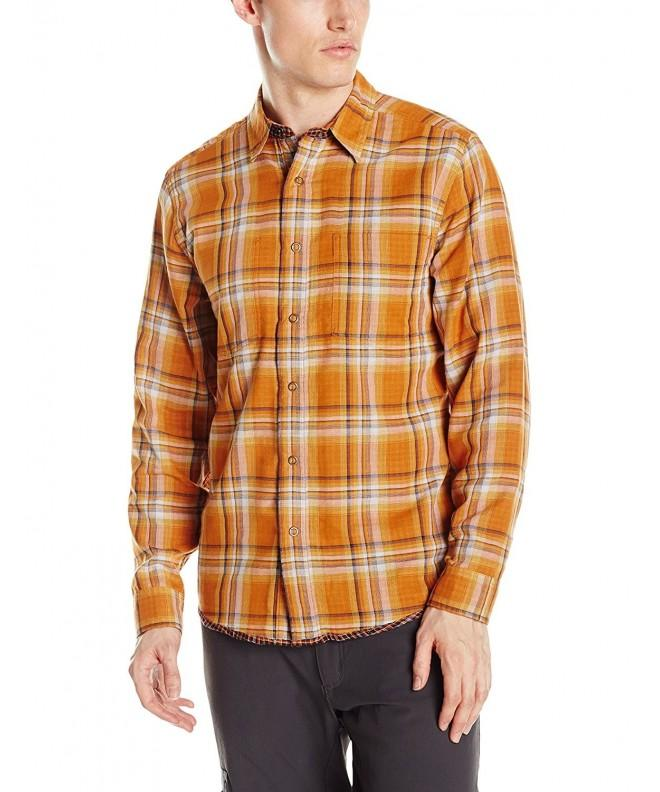 Royal Robbins Double Sleeve Marmalade