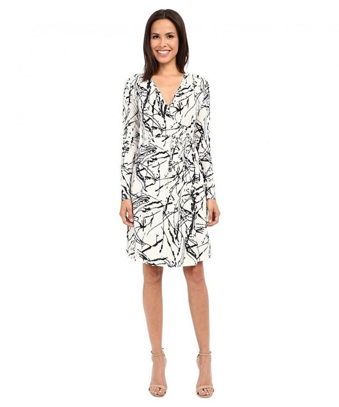 Christin Michaels Womens Emily Dress