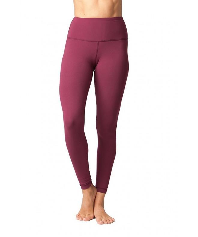 Yogalicious Lightweight Leggings Cherry Jubilee
