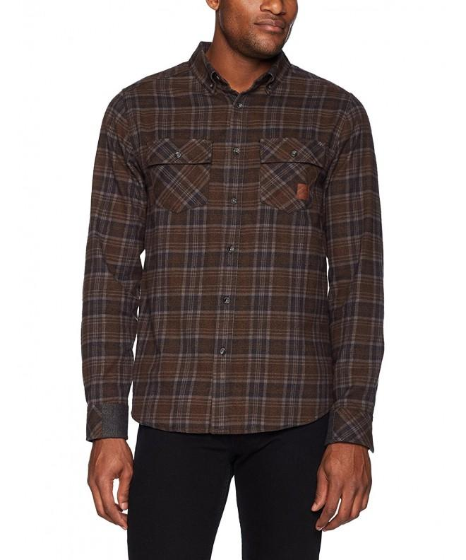 KAVU Buffaroni Button Shirt X Large