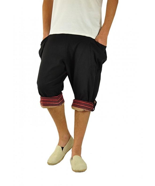 virblatt Cropped Shorts Ethnic Clothing