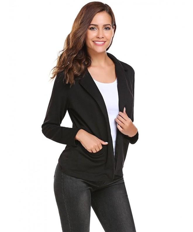 Bifast Sleeve Office Blazer Cardigan