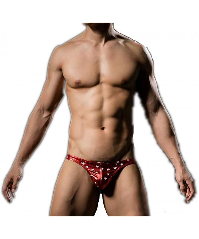 Yannothing Underwear G String Metallic Underpants