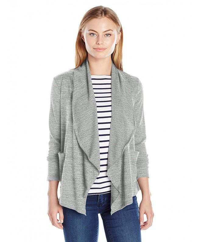 Notations Womens Cardigan Cascading Brushfield