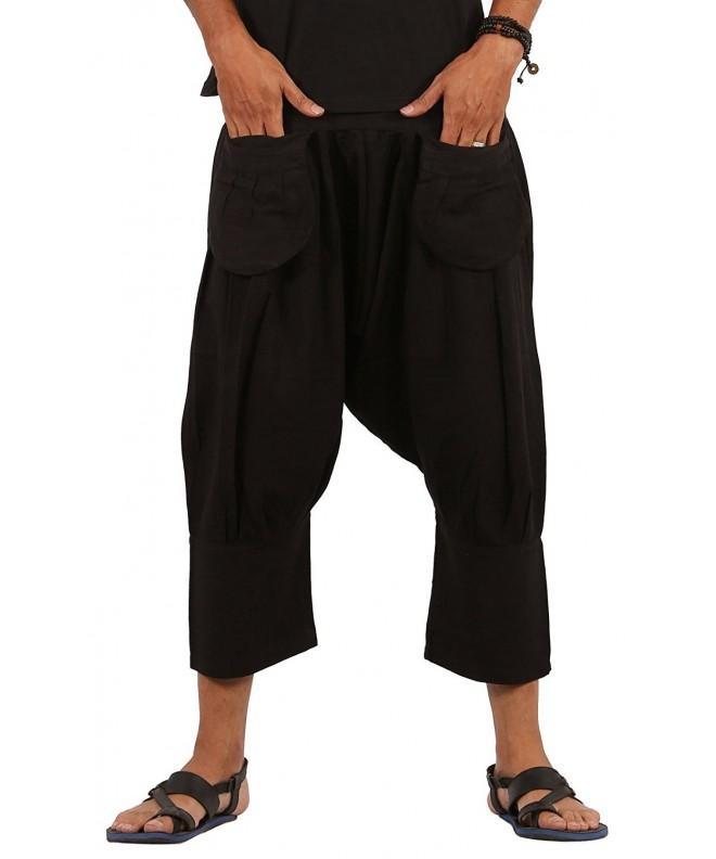 Harem Studio Linen Hippie Crotch