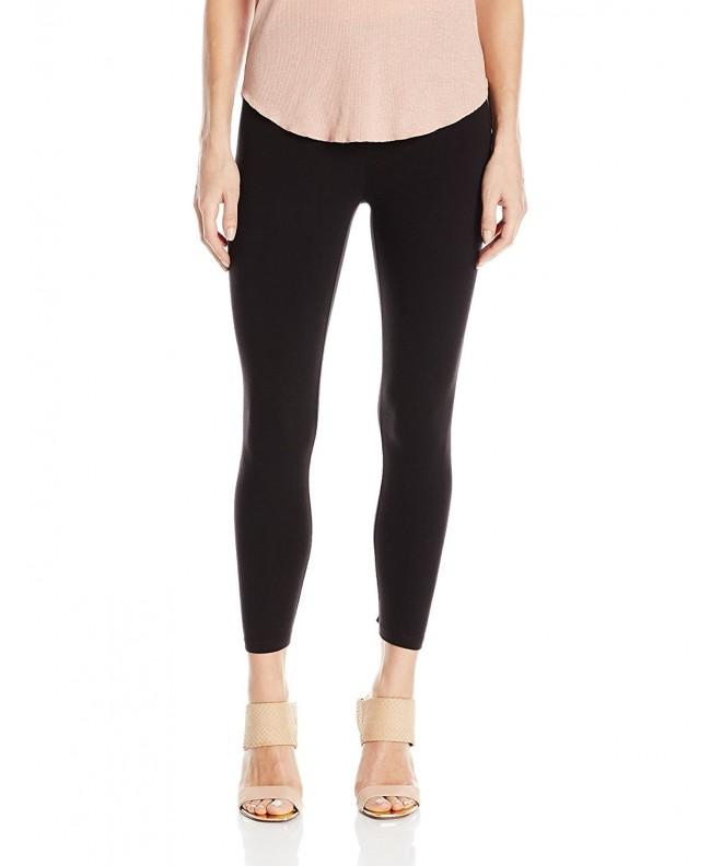 HUE Womens Ultra Capri Waistband
