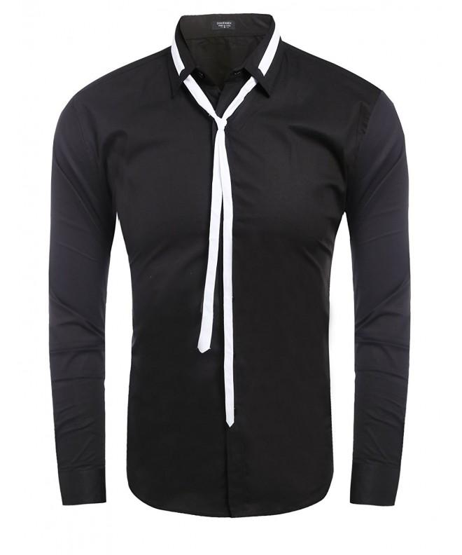 COOFANDY Business Casual Shirts Hipster