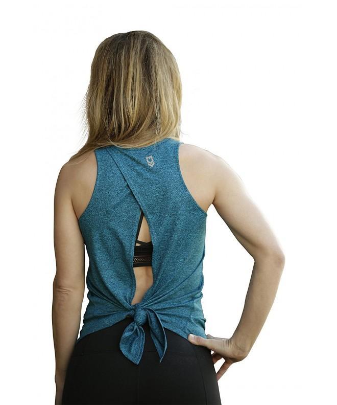 MUV365 Womens Lightweight Workout Sleeveless