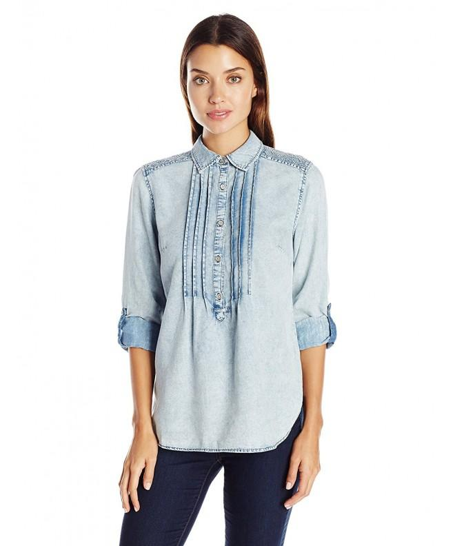 Vintage America Blues Chambray Sidewash