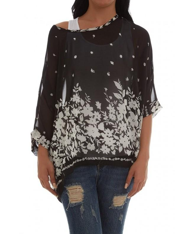 Womens Dolman Blouse Medium Pattern