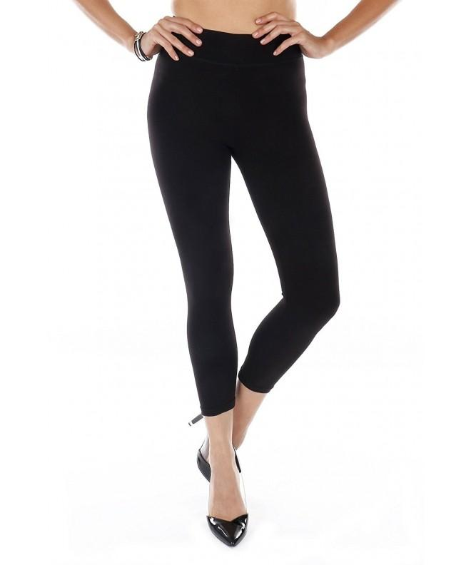 Selling Spandex Fabric Yoga Waist Cropped Leggings