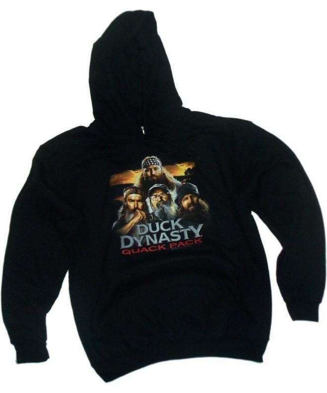 Dynasty Quack Pyramid Hoodie Medium