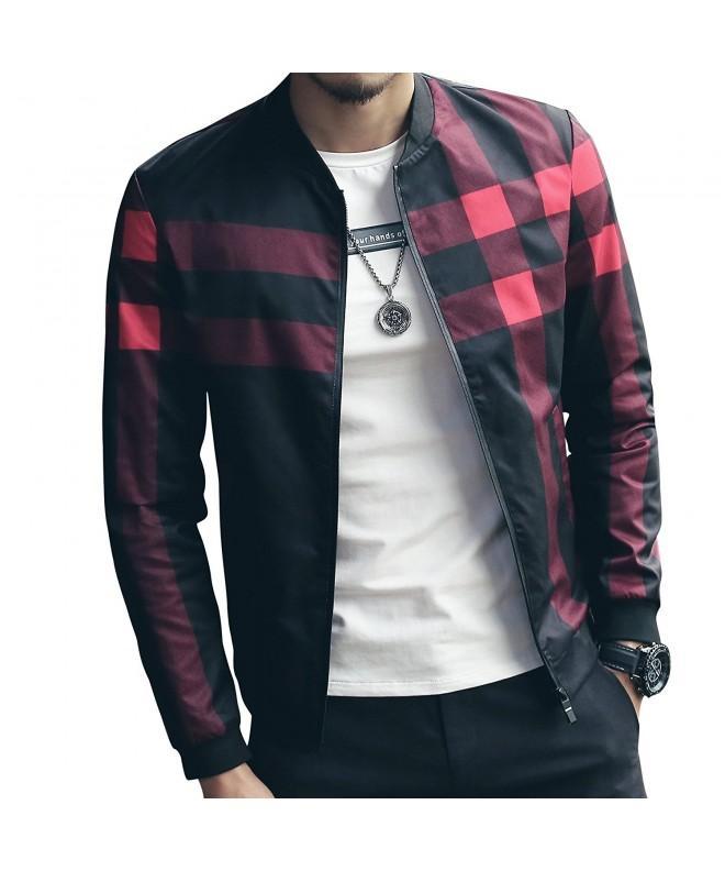Logeeyar Bomber Jacket Printed Outerwear