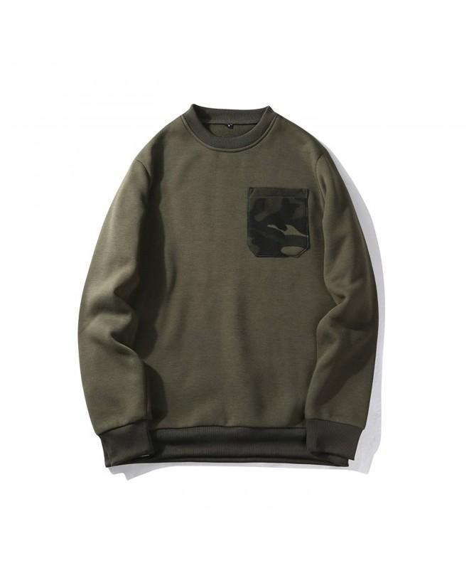 SDolphin Fleece Sweatshirt Pullover Pocket