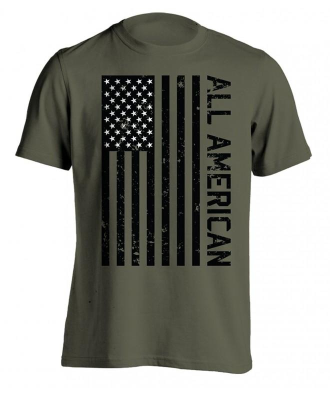 Bang Apparel American T Shirt Military