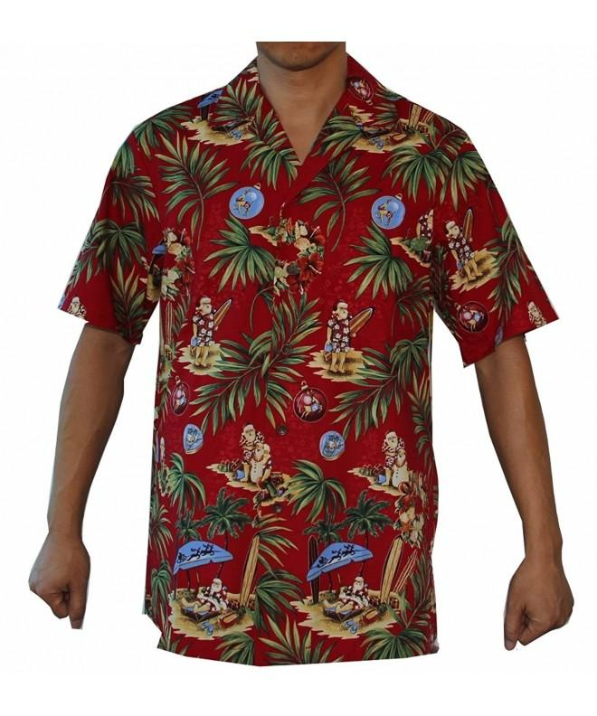 Alohawears Clothing Company Christmas Hawaiian