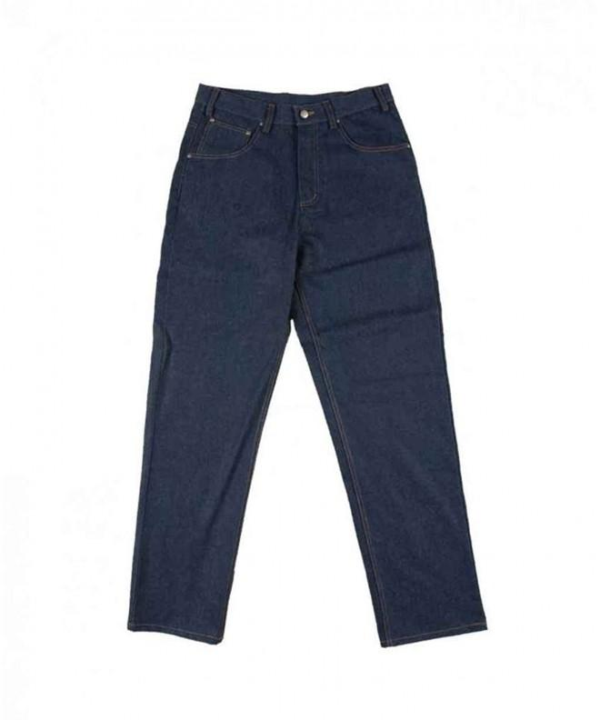 Rasco Resistant Denim Jeans Inseam