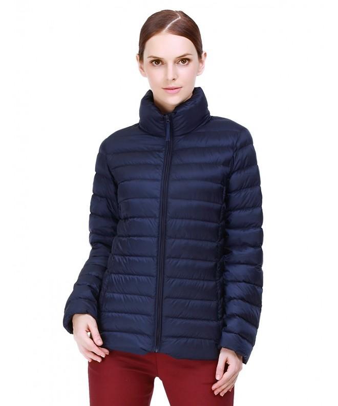 Puredown Womens lightweight Packable Jacket