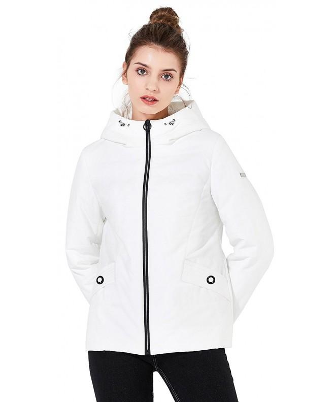 ICEbear Womens Quilted Detachable X Large