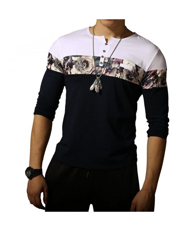 LOGEEYAR Casual Sleeve Printing T Shirts