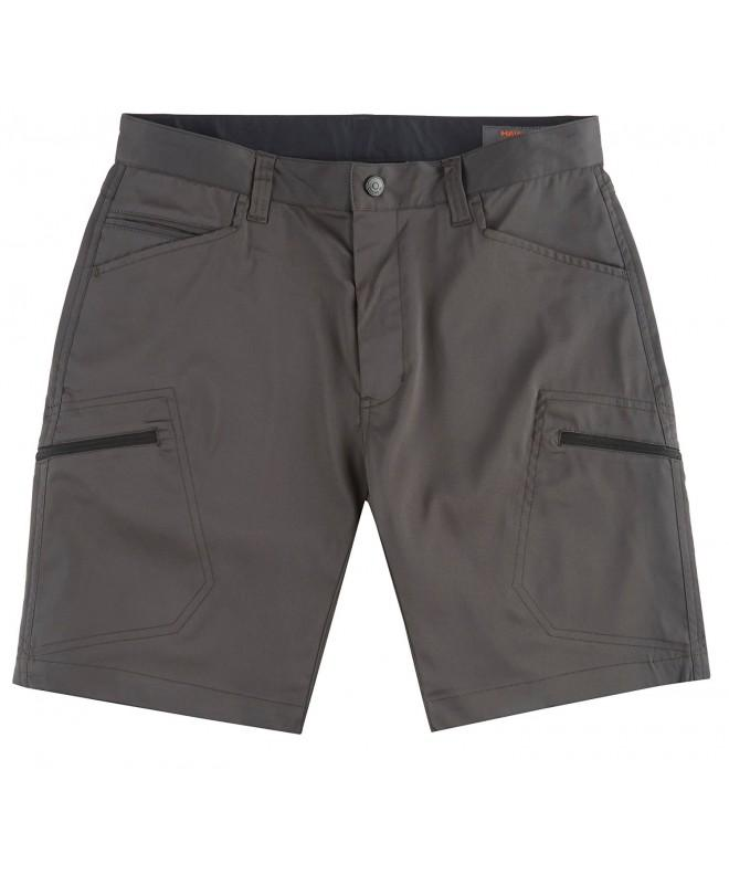 Hawke Co Performance Shorts Pewter