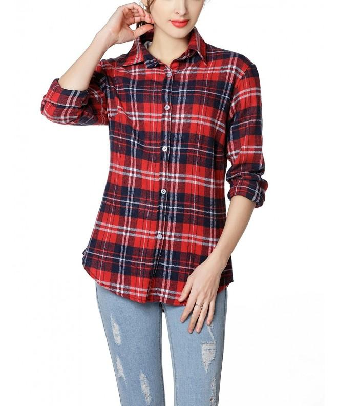 GUANYY Womens Sleeve Casual Classic