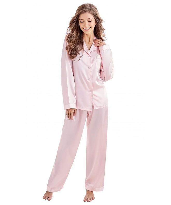 Candice Womens Classic Sleepwear Loungewear