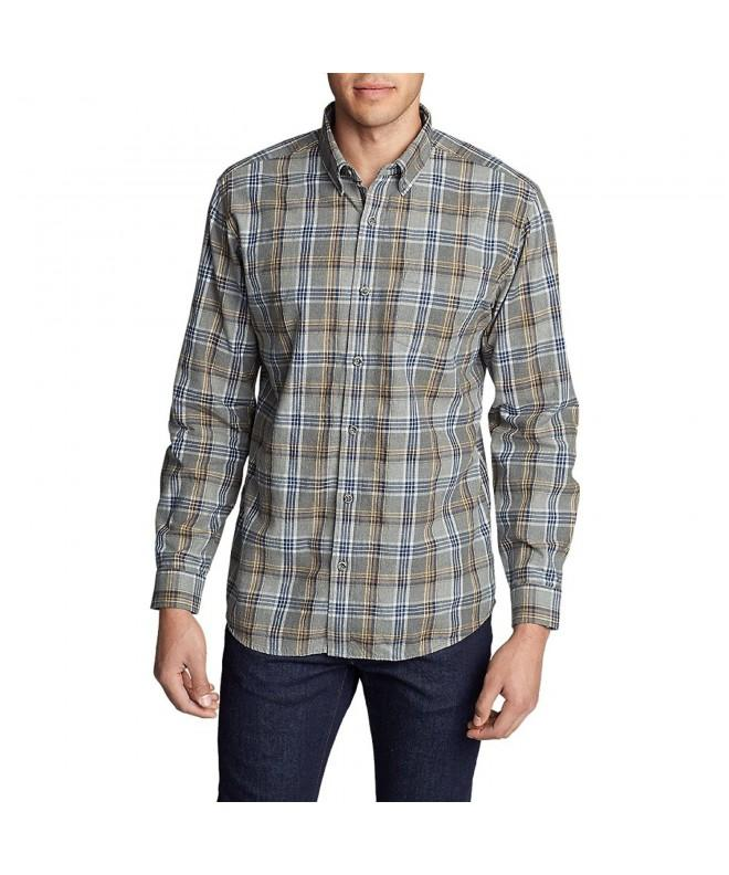 Eddie Bauer Classic Signature Long Sleeve