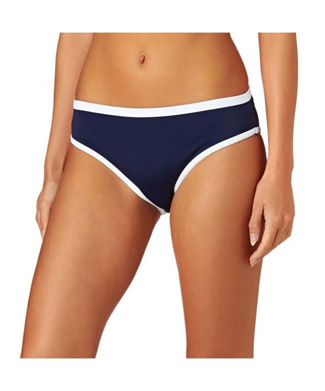 Freya Navy Bikini Bottom Marine