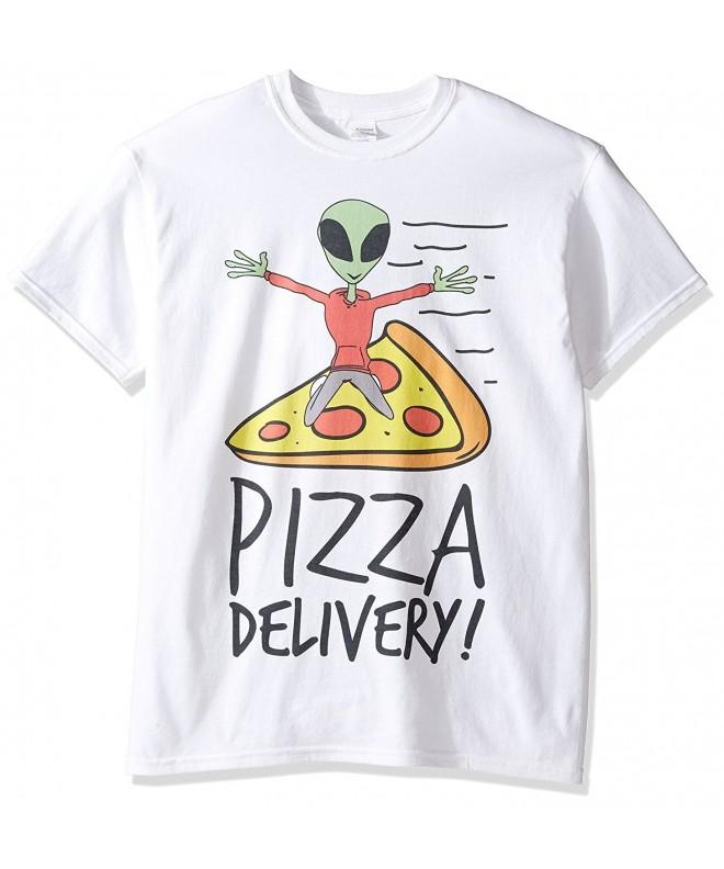 Freeze Pizza delivery T Shirt X Large