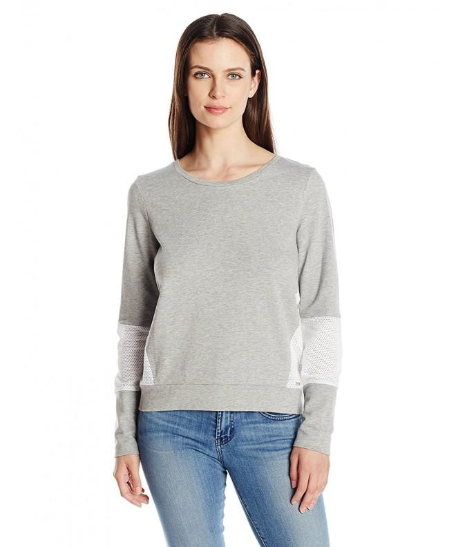 Ivanka Trump Womens Sweatshirt Heather