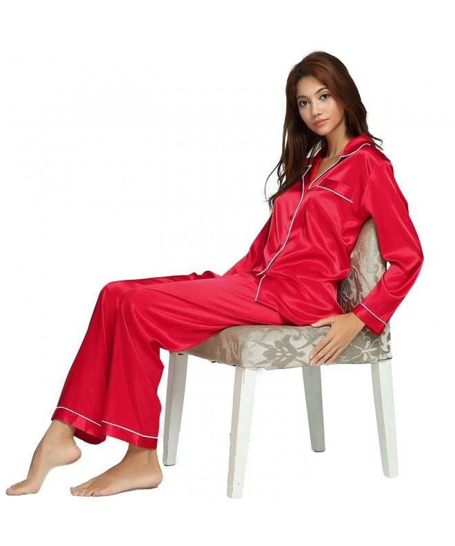 Lonxu Womens Pajamas Sleepwear Loungewear