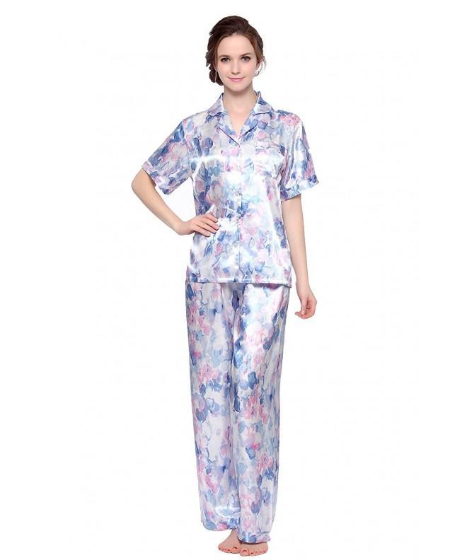 Sunrise Womens Sleeve Classtic Pajama