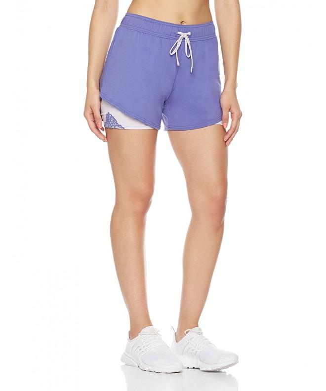 7Goals Womens Layered Insert Lavender