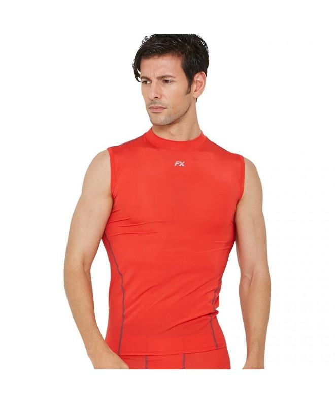 FITEXTREME Sports Light Compression Sleeveless