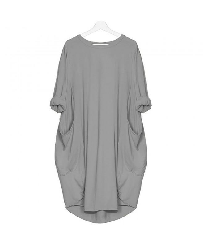 XIONGMEI Womens Sleeve Oversized T Shirt