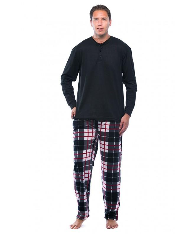 followme 44909 13 XXL Pajama Thermal Sleepwear