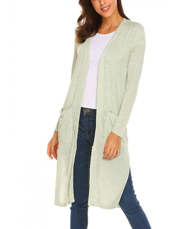 Hersife Sleeve Drape Cardigan Women
