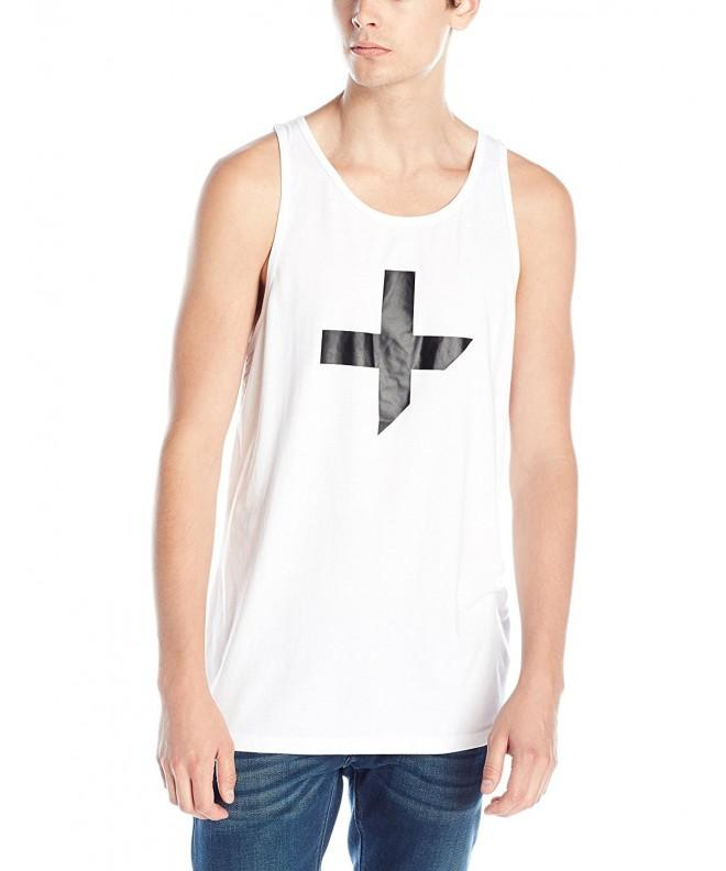 Tavik Mens Fragments White Large