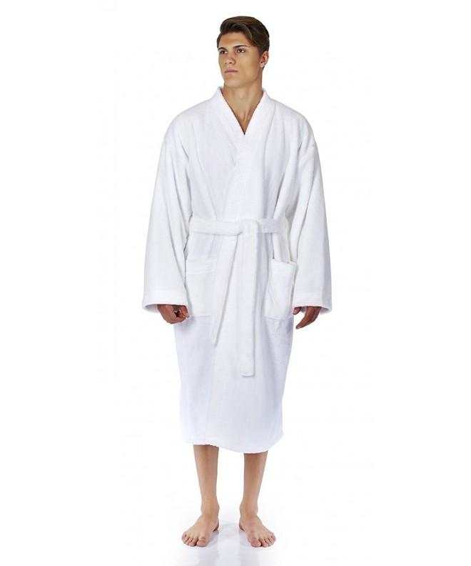 Arus Kimono Fleece Bathrobe Turkish