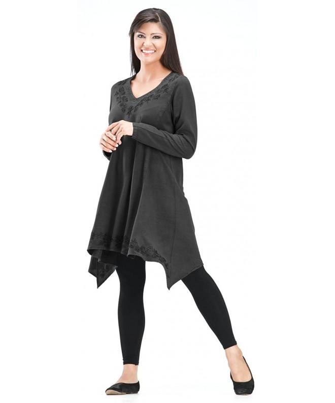 HolyClothing Calypso Slimming Boho Tunic