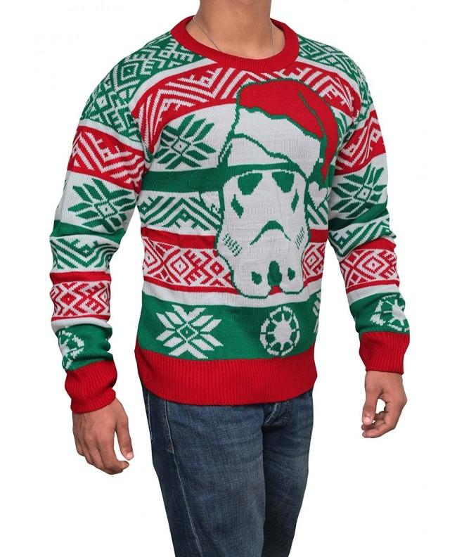 trooper Holiday Sweater Miracle Tm