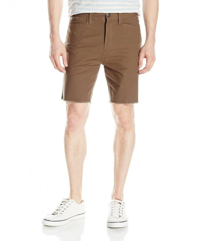 Volcom Atwell Chino Short Military