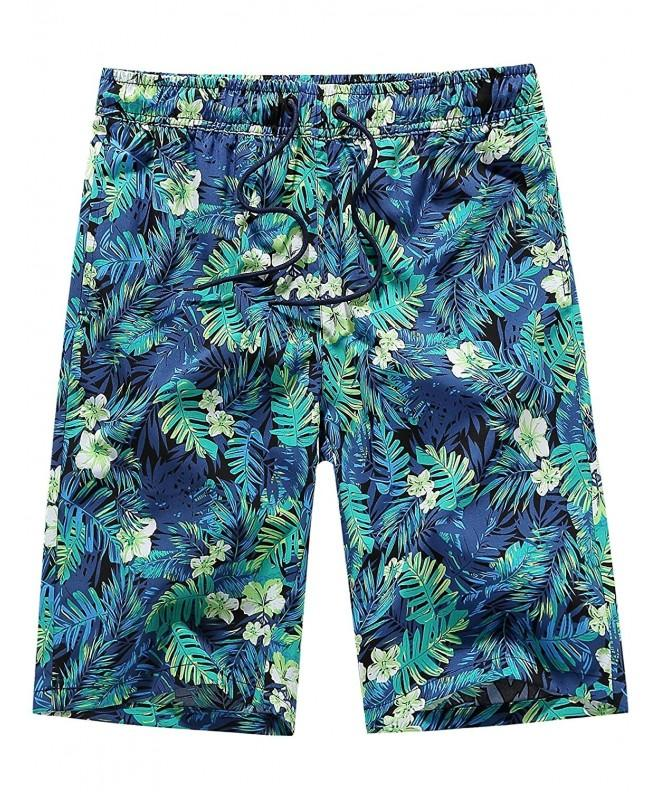 SSLR Floral Trunks Hawaiian X Large