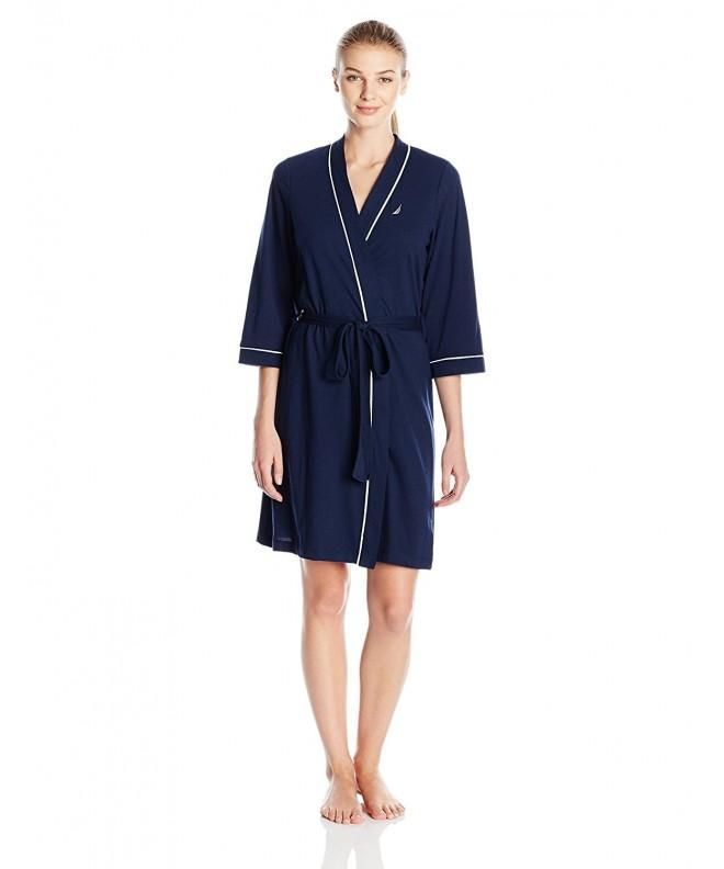 Nautica Sleepwear Womens Maritime Medium