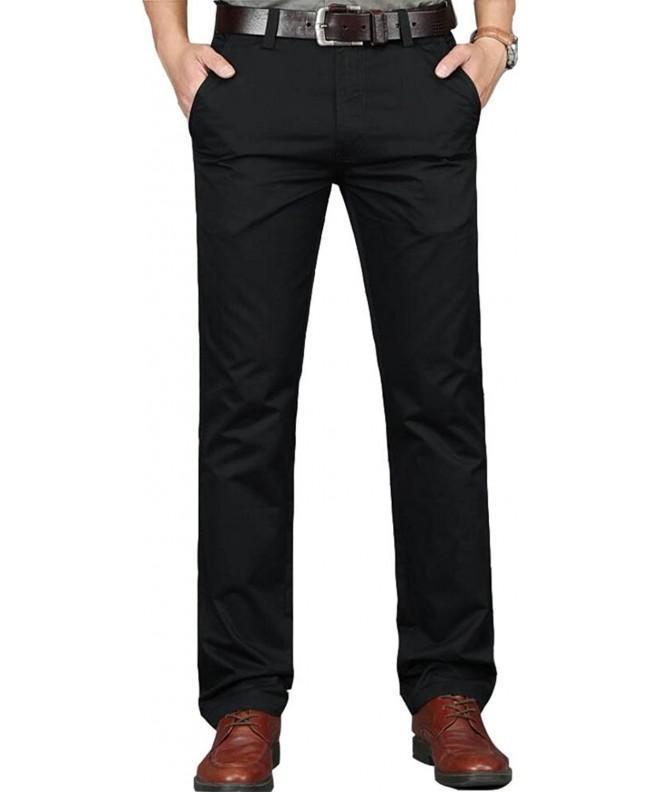 Hoerev Linen Casual Trousers Pants