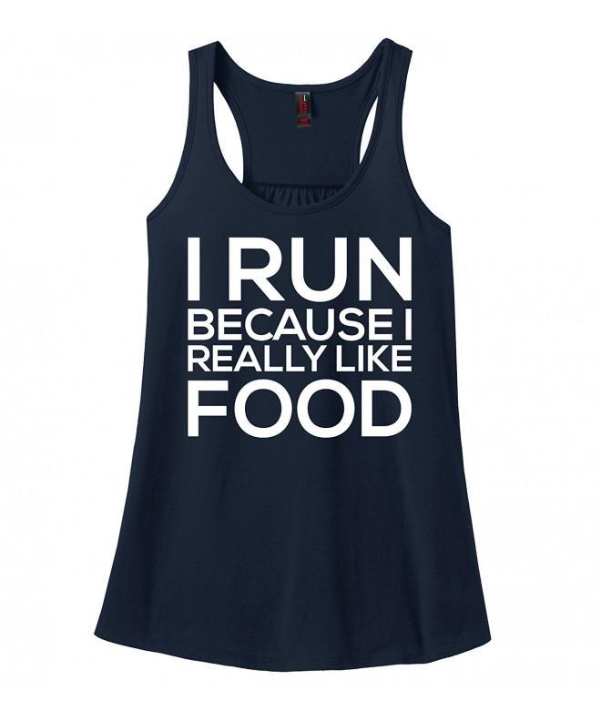 Comical Shirt Ladies Because Workout